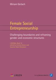 Female Social Entrepreneurship